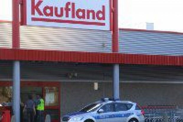 Kolejny alarm bombowy w Kauflandzie