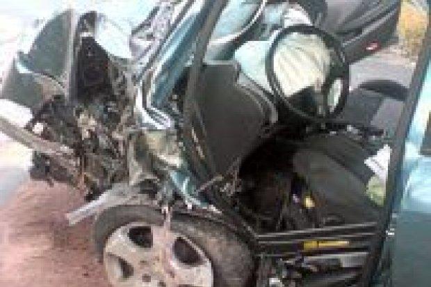 Jedna osoba ranna w wypadku pod Gromadką