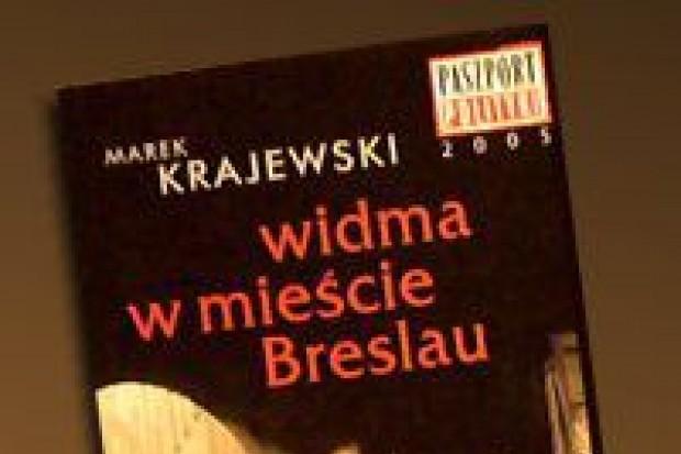 """Autor """"Śmierci w Breslau"""" w Bolesławcu"""