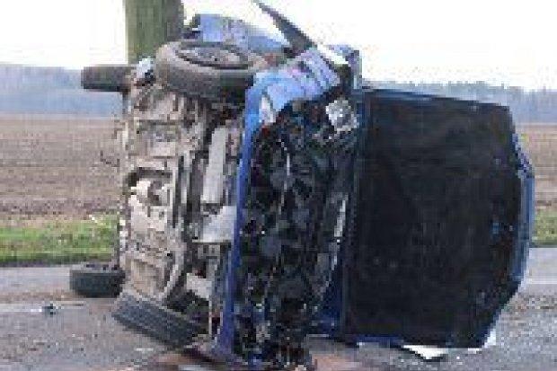 Śmiertelny wypadek koło Warty Bolesławieckiej