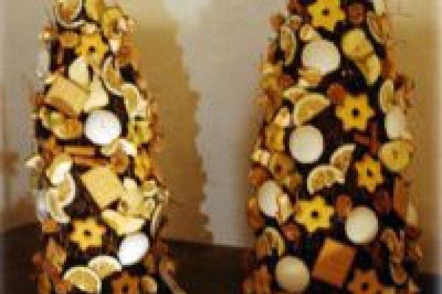 Dekoracje świąteczne i adwentowe w Kliczkowie
