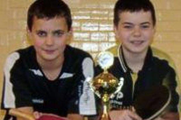 SP nr 4 i SP nr 1 mistrzami Bolesławca w tenisie stołowym