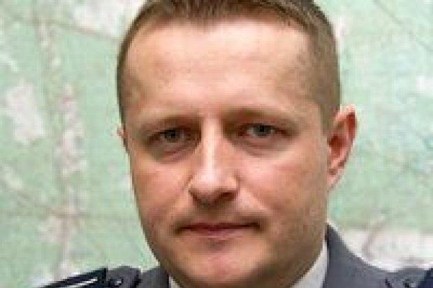 Policjant pomógł uratować dziecko