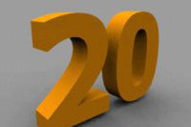 Złota dwudziestka artykułów w 2009 roku