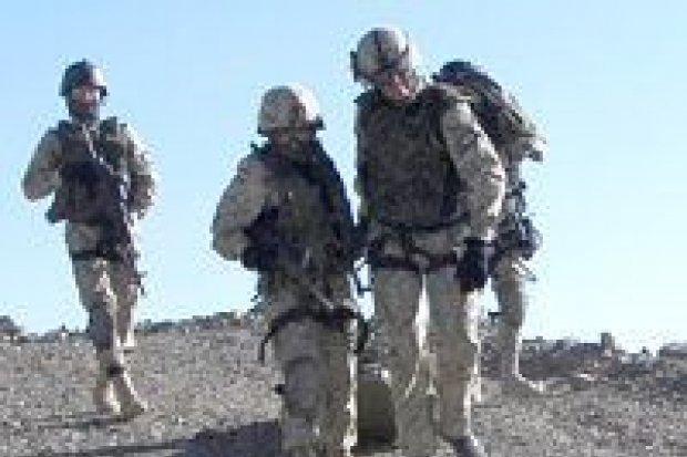 Zawód: żołnierz, misja: Afganistan