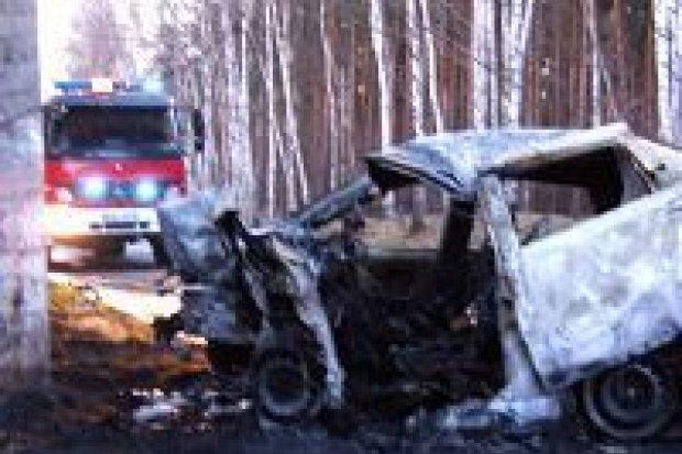 Tragiczny wypadek koło Kozłowa