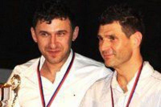 Bolesławianie Mistrzami Czech w racketlonie