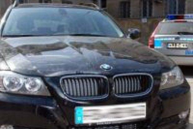 Policjanci odzyskali skradzione w Niemczech BMW