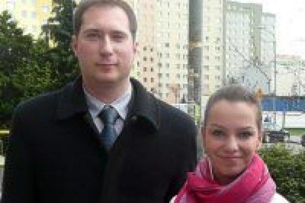 Młodzi Demokraci złożyli bolesławianom życzenia świąteczne
