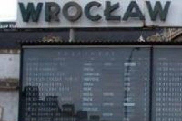 Dworzec Wrocław Główny nieczynny