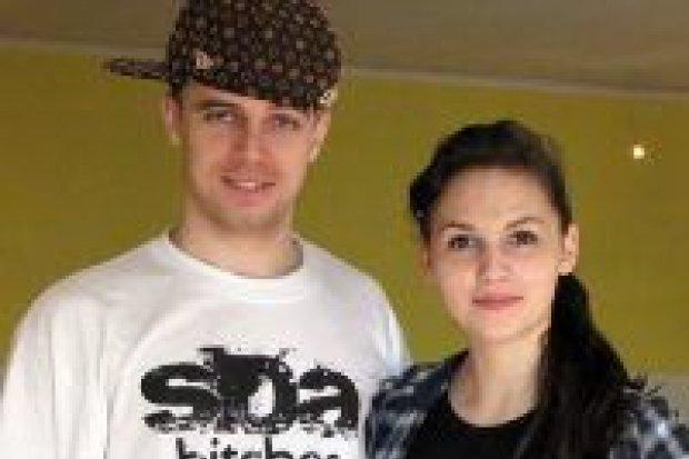Tancerz ze Street Dance Academy w Bolesławcu