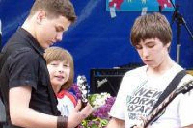 Festyn kwiatowy w Łaziskach