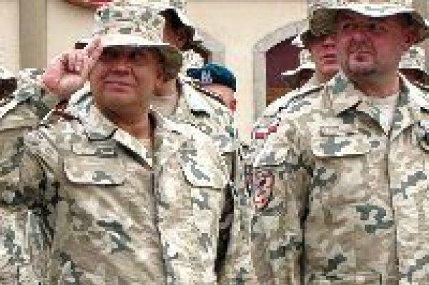 Wrócili z misji w Afganistanie