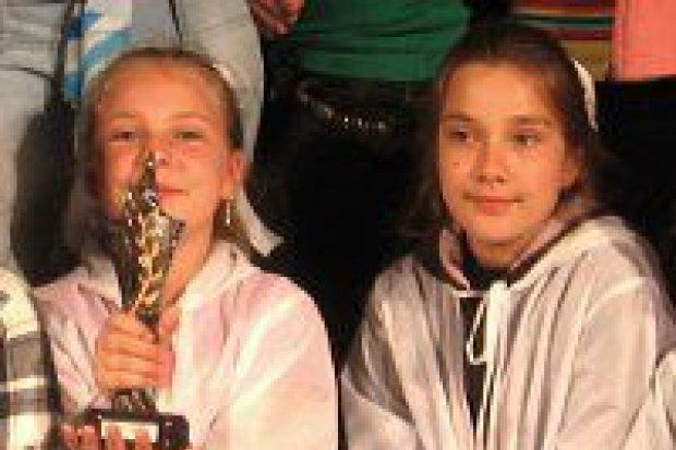 Zespoły taneczne MDK nagrodzone w Chojnowie