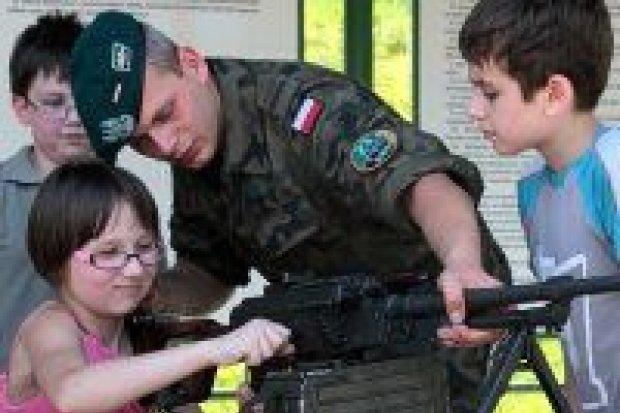 Dzień Otwartych Koszar w 23 Pułki Artylerii
