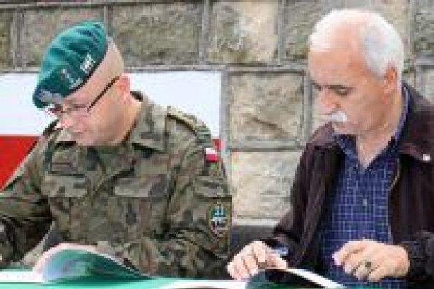 Artylerzyści będą współpracować z PCK