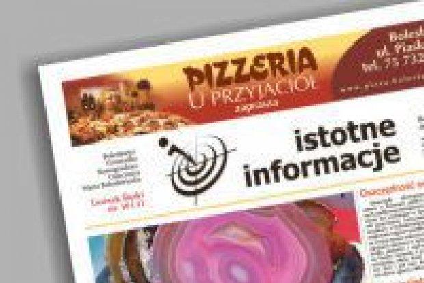 Gazeta Istotne Informacje we Lwówku Śląskim
