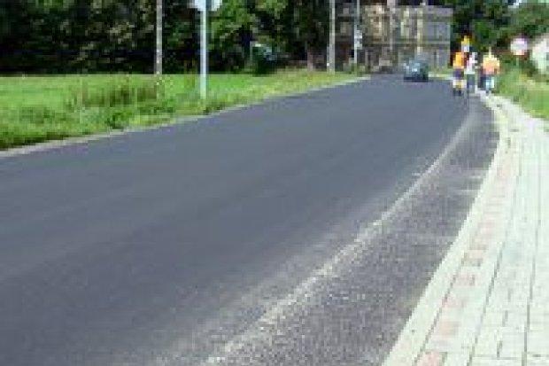 Nowa droga z Otoku do Kraszowic