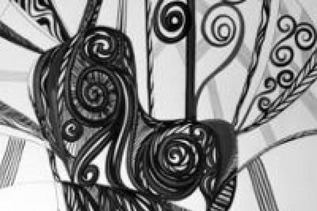 Graficzne wariacje na temat nokturnów Chopina