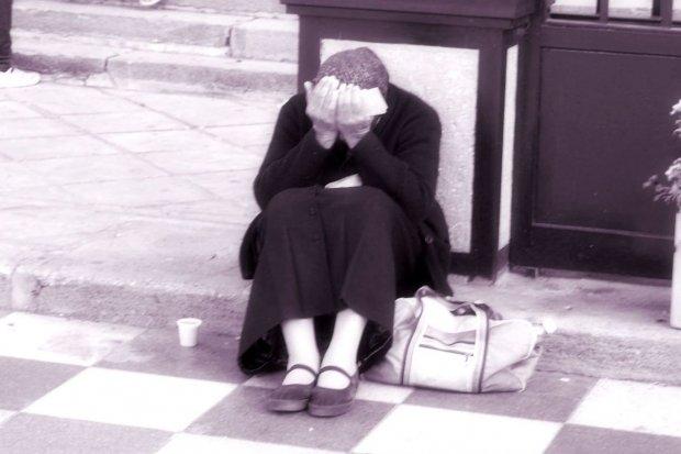 Policja apeluje: Pamiętajmy o bezdomnych