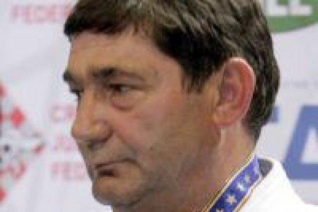 Edward Spraski siódmym judoką świata