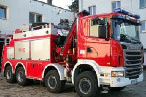 Nowe wozy dla straży pożarnej