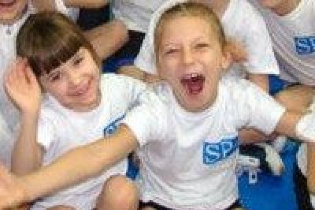 Przedszkole nr 4 zwyciężyło w spartakiadzie