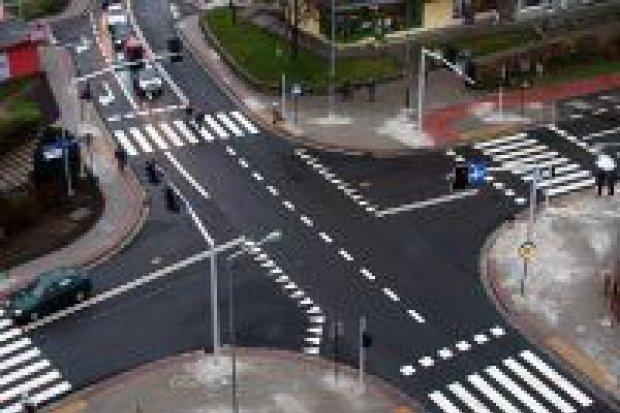 Przebudowa ulic Karola Miarki i Żwirki i Wigury zakończona