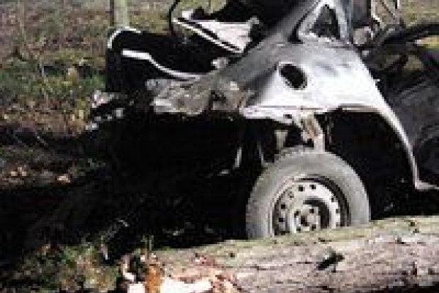 23-latek zginął w wypadku koło Świętoszowa