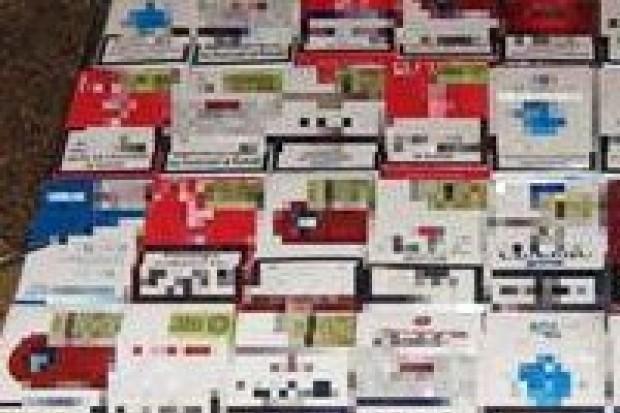 38-latek handlował nielegalnym tytoniem