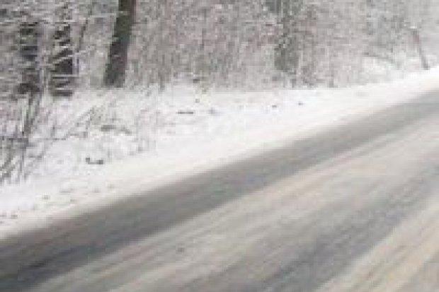 Niebezpiecznie na drogach powiatowych