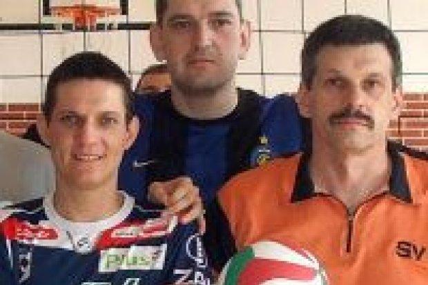 Nauczyciele mistrzami gminy w siatkówce