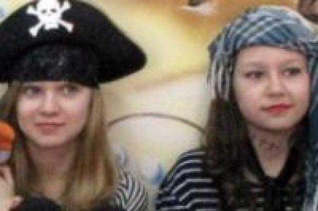 Piraci w Zespole Szkół w Nowej Wsi