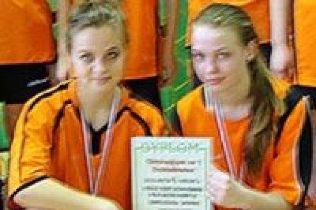Szczypiornistki z GS nr 1 brązowymi medalistkami strefy