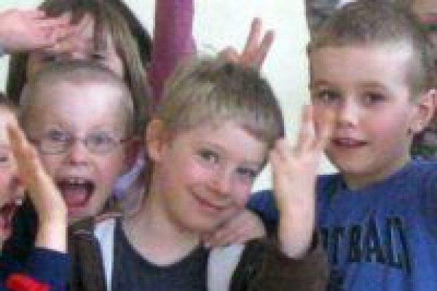 6-latki w Szkole Podstawowej nr 5