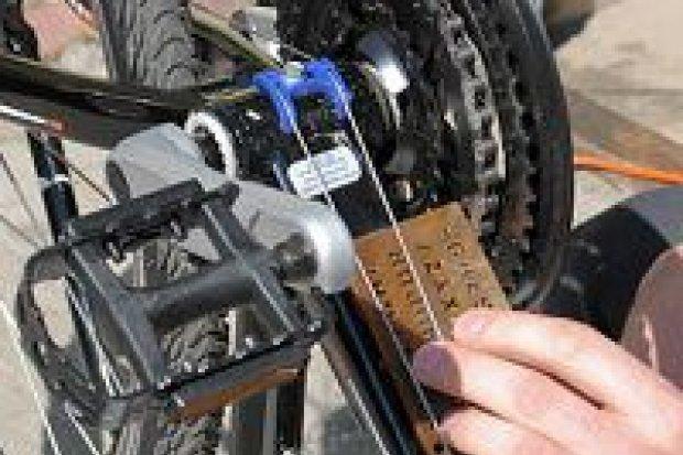 Zabezpiecz swój rower oznaczając go