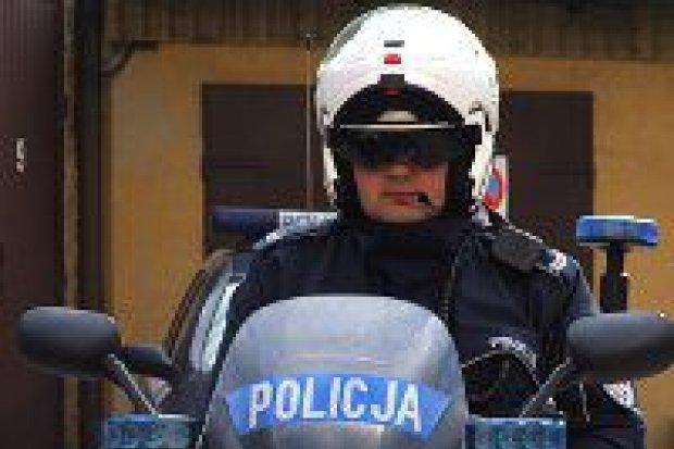 Nowe motocykle bolesławieckiej policji