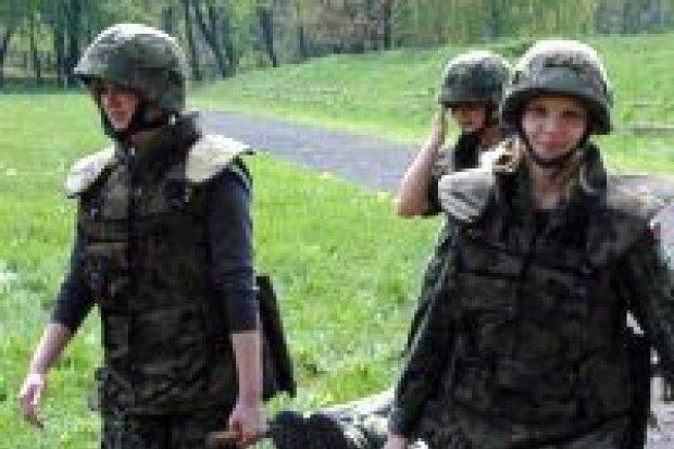 23 ŚBA: manewry uczniów klas wojskowych