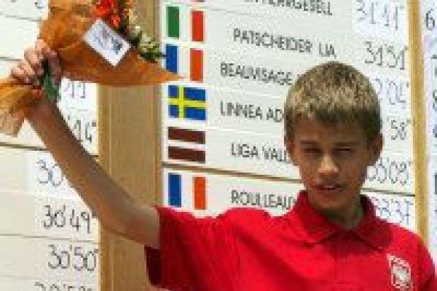 Bartek Szeliga z Raciborowic wicemistrzem świata