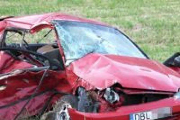 Trzy osoby zginęły w wypadku w Suszkach