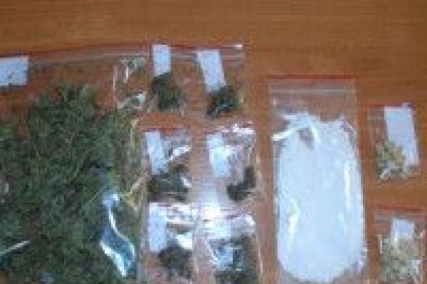 26-latek aresztowany za narkotyki