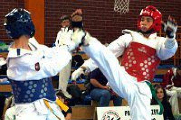 Nasi taekwondocy z 11 medalami Sokol Cup