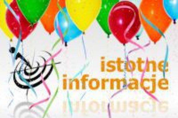 Urodzinowa prezentacja portalu Istotne.pl