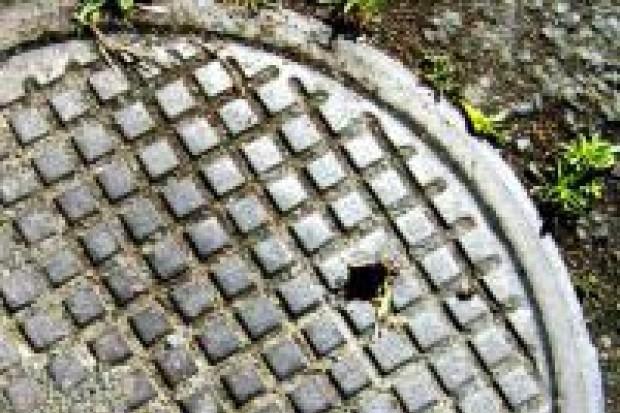 Nowa kanalizacja przy Sadowej