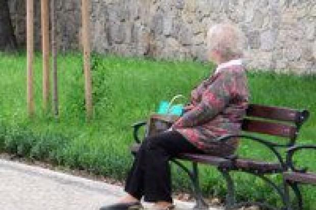 Śmierć w mieście emerytów