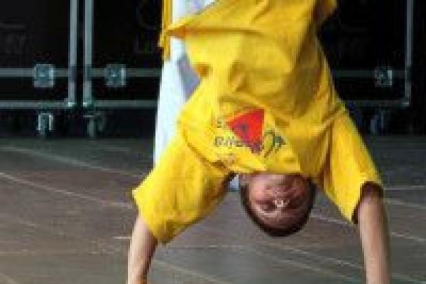 Weekendowe warsztaty capoeiry w BOK-MCC