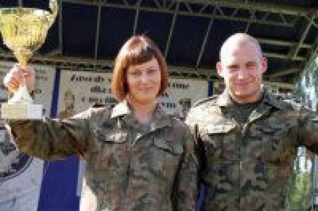 Żołnierze NSR rywalizowali w Mistrzostwach Sportowo-Obronnych
