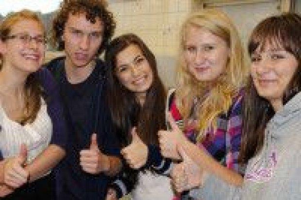 Przez żołądek do przyjaźni – uczniowie I LO w Siegburgu