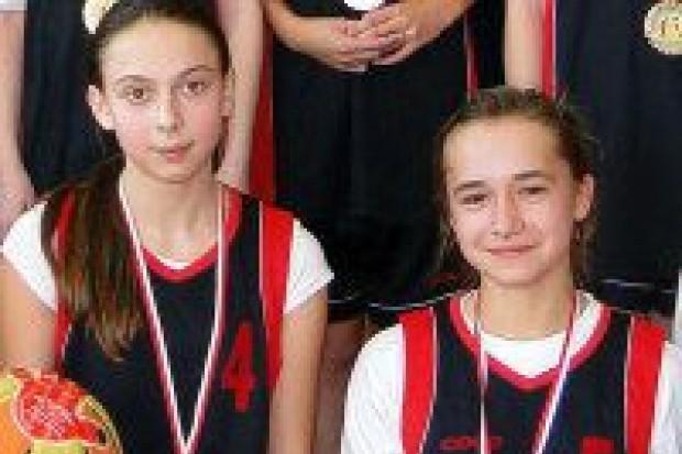 Dziewczęta z Brzeźnika mistrzyniami gminy w koszykówce