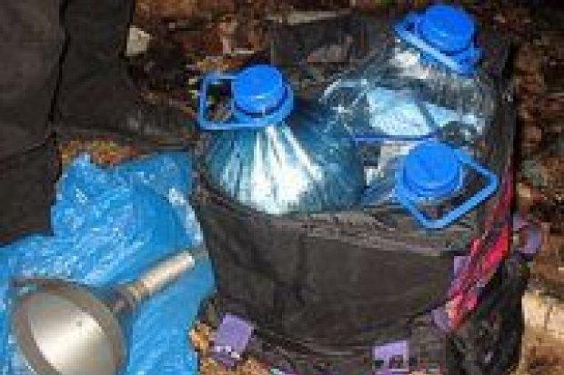 Straż miejska ujęła 4 złodziei paliwa
